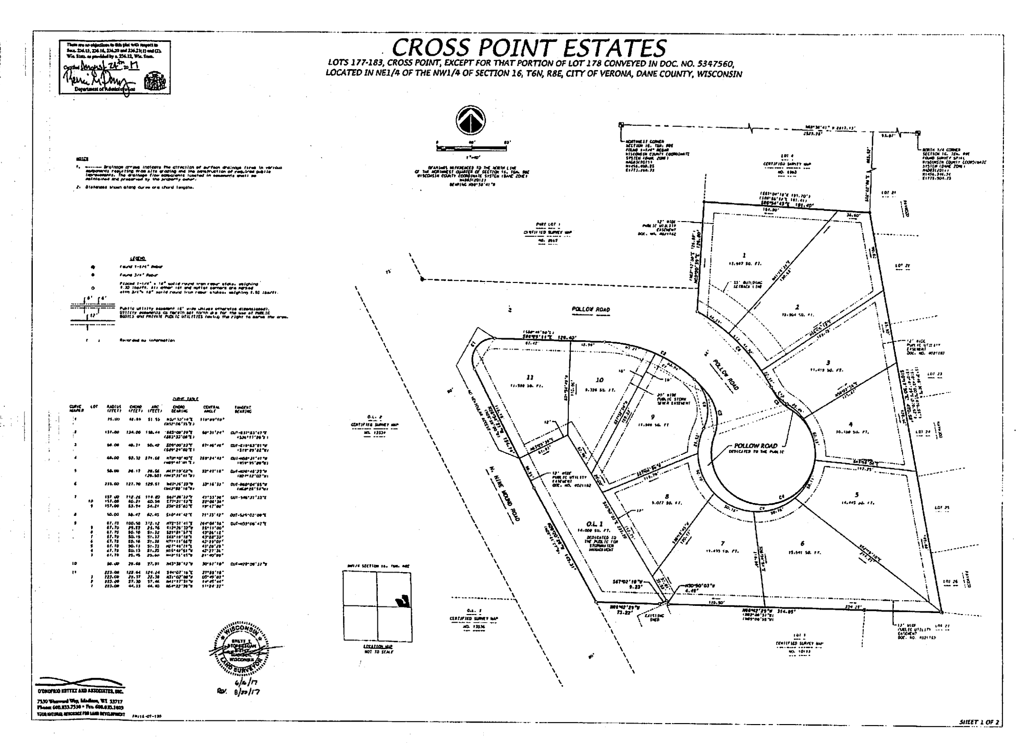 Cross Point Estates - Acker Builders Waunakee